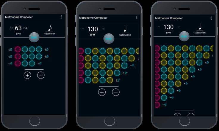 Eine App, die für Android programmiert wurde